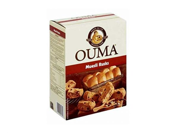 ouma muesli rusks small