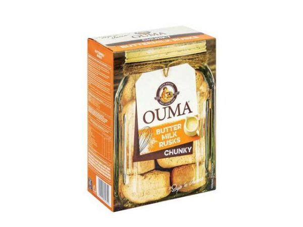 ouma rusks buttermilk chunky
