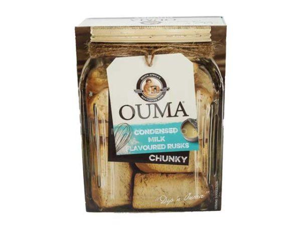 ouma rusks condensed milk