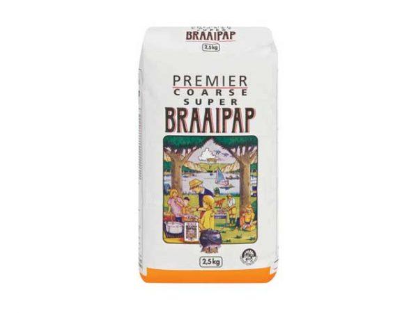 PREMIER COARSE SUPER BRAAI PAP