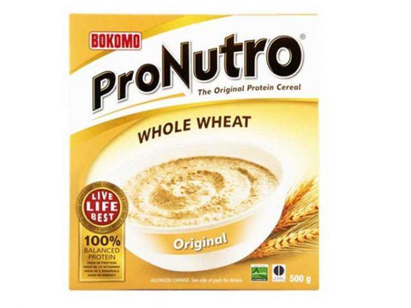 pronutro whole wheat