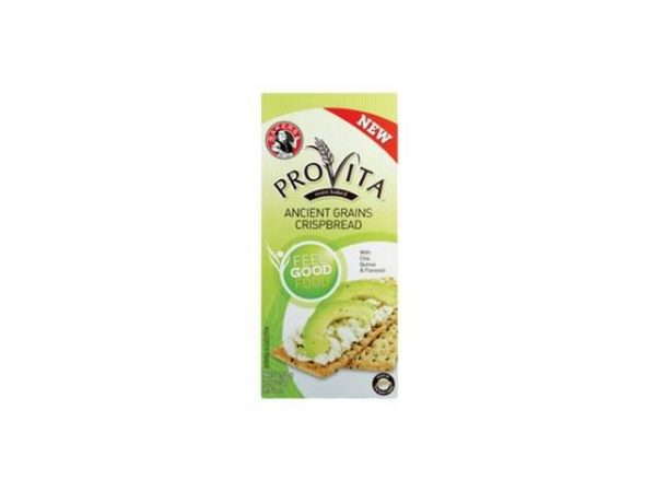 provita cispbread ancient grains