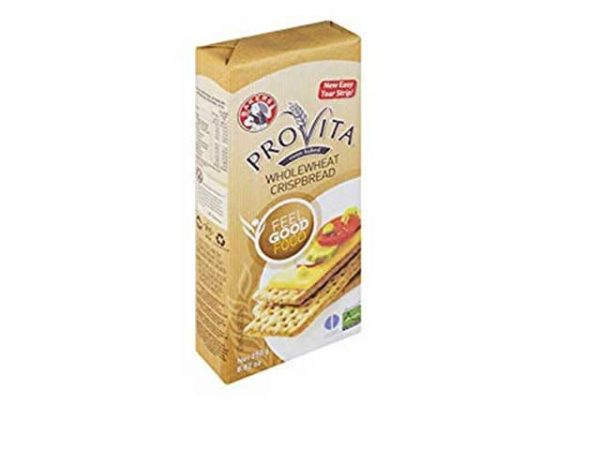 Provita wholewheat crisps