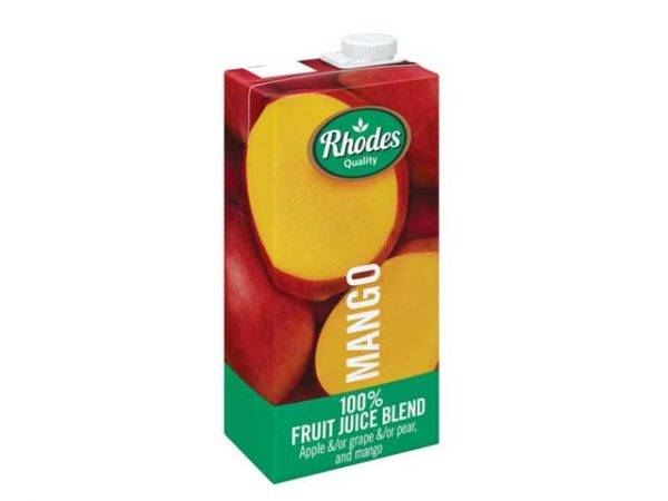 rhodes fruit juices mango