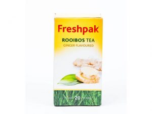 rooibos tea ginger flavour