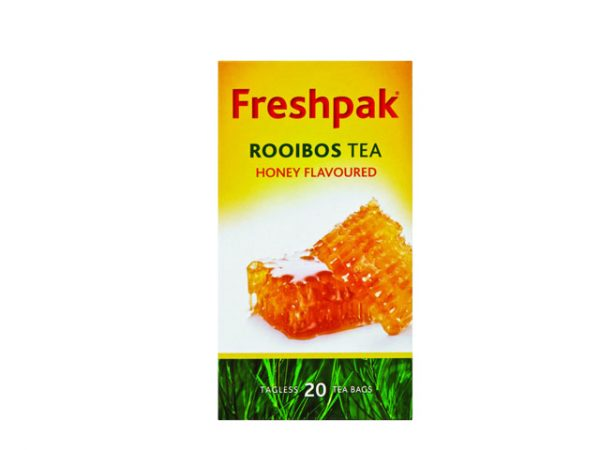 Rooibos Tea Ginger Flavoured 20 count