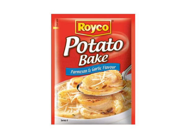 royco potato bake parmesan and garlic