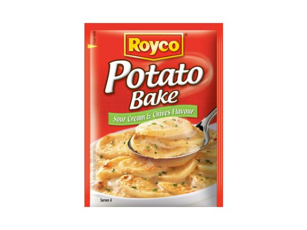 royco potato bake sour cream and chives