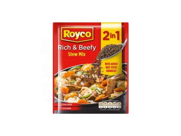 royco stew mix rich and beefy