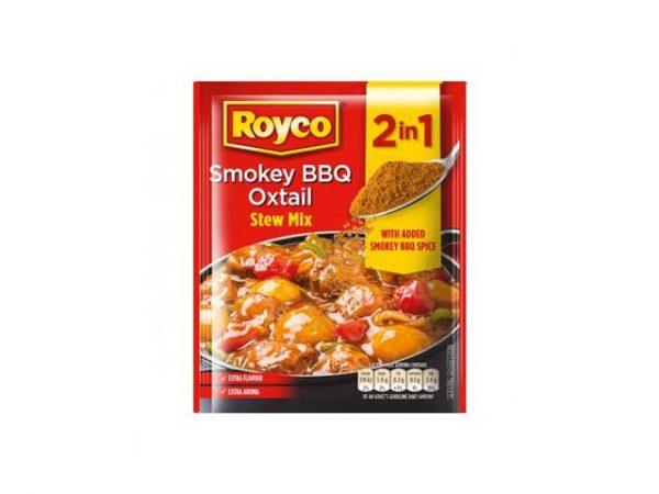 royco stew mix smokey bbq oxtail