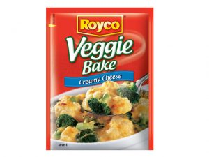 royco veggie bake creamy cheese