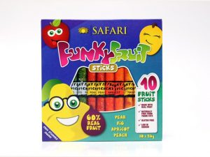 safari funky fruit sticks