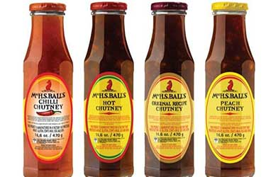 south african sauces and chutneys
