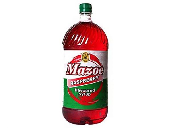 SCHWEPPES MAZOE CONCENTRATE RASPBERRY