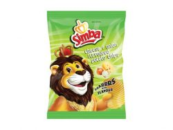 SIMBA potato chips CHEESE & ONION