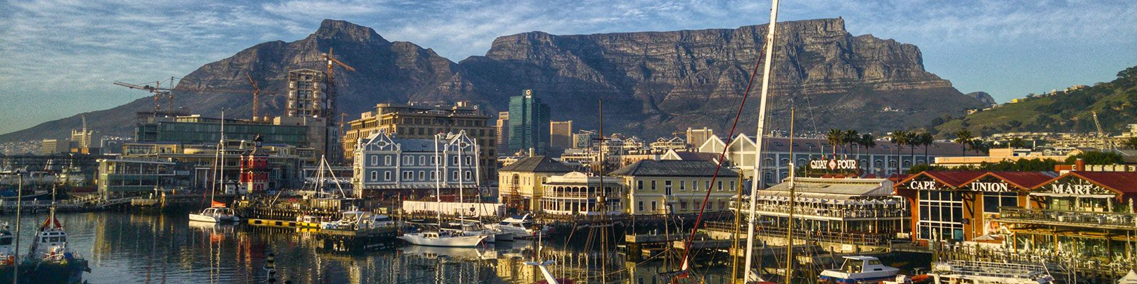 south african harbour town