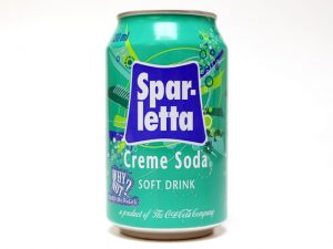SPARLETTA CREME SODA (CAN)