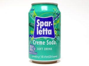 SPARLETTA CREME SODA (CAN)