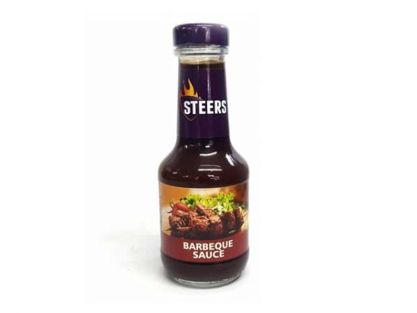 steers sauce barbeque