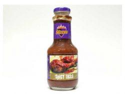steers sauce spicy tikka