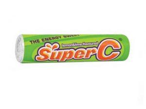 SUPER C - LEMON & LIME