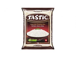 tastic long grained parboiled rice
