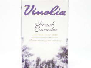 VINOLA LUXURY BODY SOAP - FRENCH LAVENDER