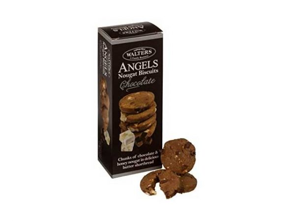 Walters Angels nougat biscuits chocolate