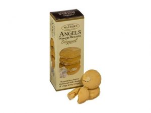 Walters Angels nougat biscuits original