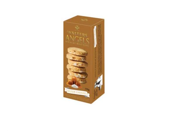 Walters Angels nougat biscuits alted caramel