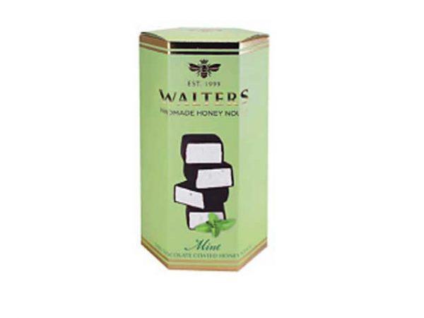 wlaters handmade honey noughat mint