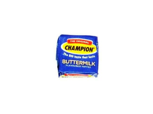 wilsons oringal champion toffee buttermilk