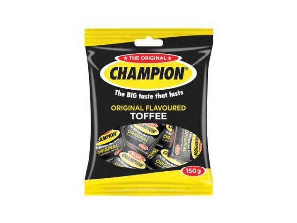 wilson's original champion toffee bag