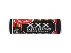 wilson's xxx strong peppermint